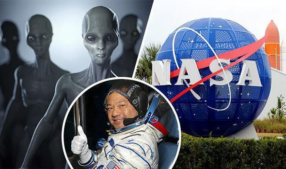 ALIENS LATEST: NASA International Space Station astronaut Leroy Chiao believes in aliens  | Weird | News | Express.co.uk