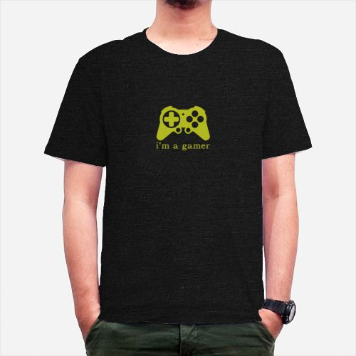 I Am A Gamer dari Tees.co.id oleh Double K Outlet