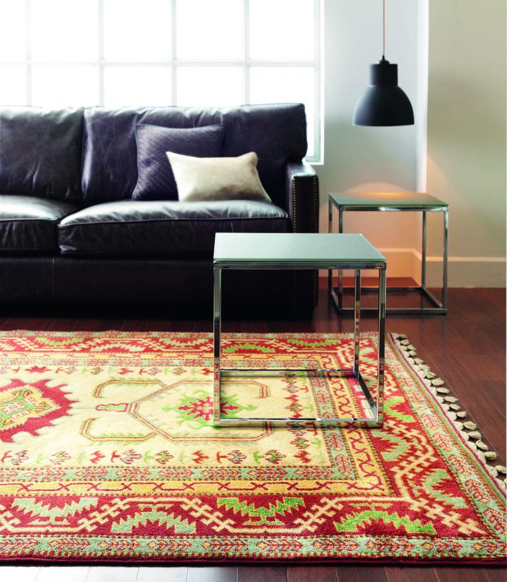 me gusta la alfombra de la casa