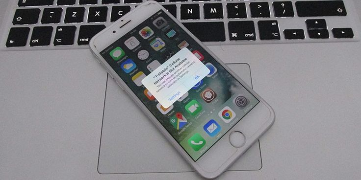 How to Fix Cellular Network Not Available On iPhone/iPad