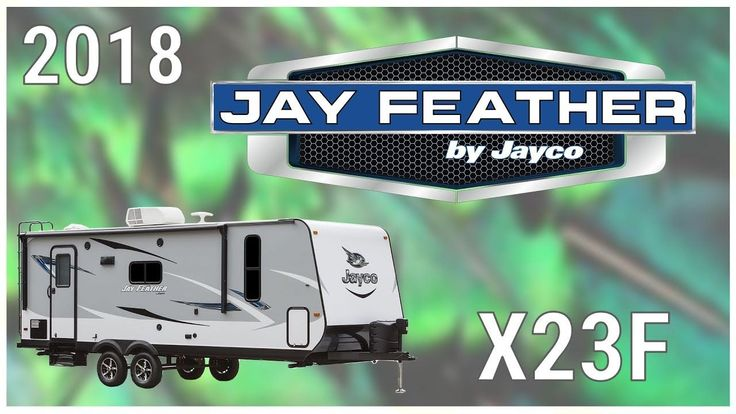 2018 Jayco Jay Feather X23F Hybrid Travel Trailer RV For Sale Hamiltons RV Outlet Explore this 2018 Jay Feather X23F and more at http://ift.tt/2AahfFk or call Hamiltons RV today at 989-702-2735!  Expand your horizons with this ultra accommodating 2018 Jay Feather X23F hybrid travel trailer from Hamiltons RV Outlet!  This double-axle Jay Feather hybrid trailer is built on a Norco NextGen frame with an integrated A frame and it sits on nitro-filled Goodyear radial tires. There are dual 20…