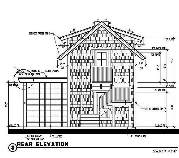 2 Car Garage Apartment Plan Number 94343 With 1 Bed 1: Historic Style 2 Car Garage Apartment Plan Number 73803