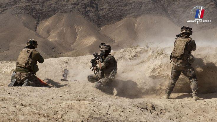 L'infanterie, les combattants au plus près de l'ennemi ! #infanterie