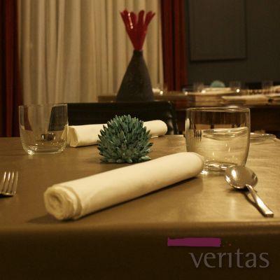 Il Veritas a Napoli è una certezza in fatto di ristorazione gastronomica.