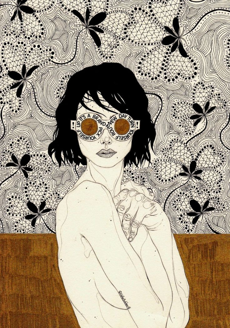 I LOVE ILLUSTRATION: Weekend inspiration: Kaethe Butcher