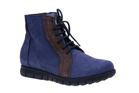 Pretty&Fair ECO PF001 Ökologisch Leder Damen Stiefel: Amazon.de: Schuhe & Handtaschen