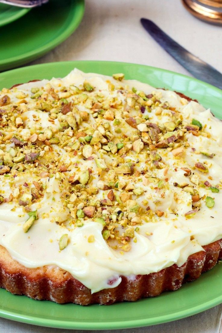 Weight Watchers Pistachio Cake