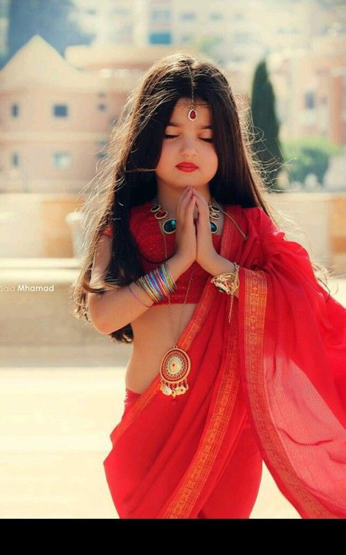 ColorDesire RED | Rosamaria G Frangini || Girl in red, India