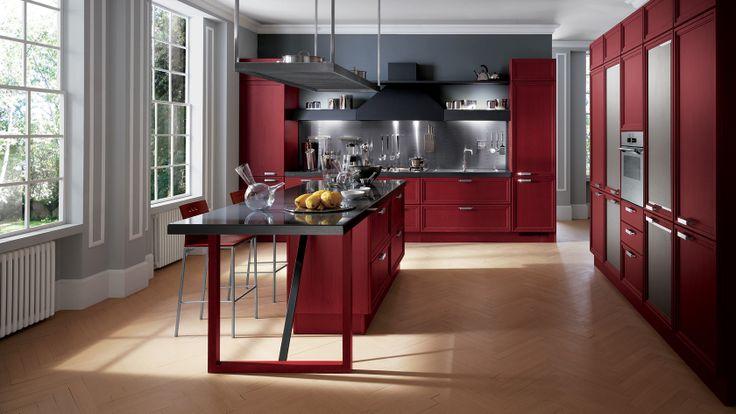 71 best Kitchen  le cœur de la maison images on Pinterest Kitchen - Comment Installer Un Four Encastrable Dans Un Meuble