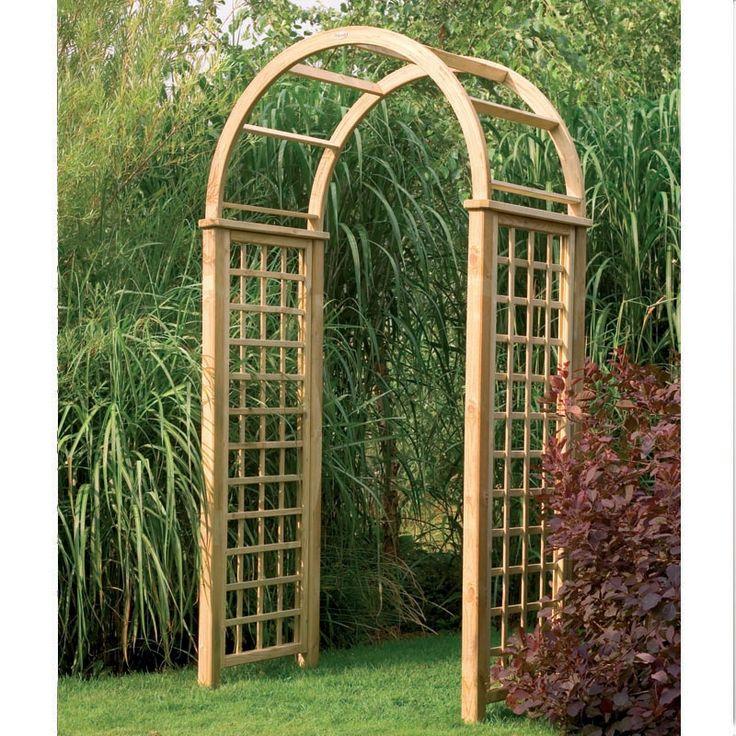 169 best SF garden images on Pinterest Arbors Garden benches
