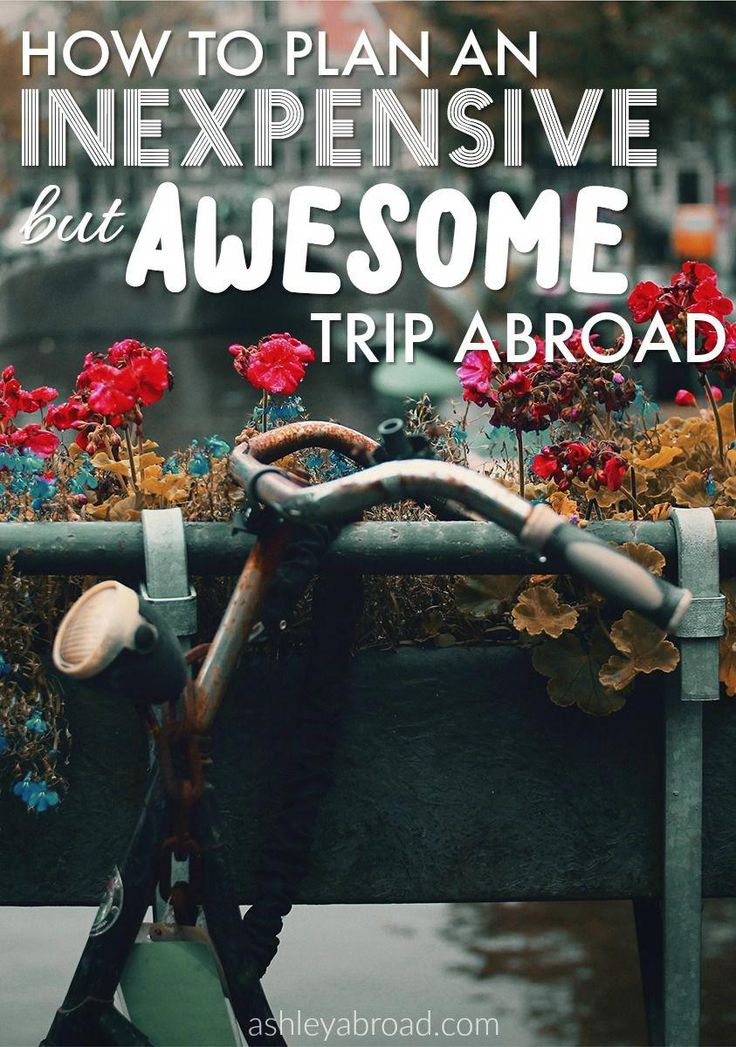 There is a widespread (and erroneous) belief that traveling has to cost a fortune. Let me let you in on a little secret- it doesn't! I have traveled to 35 countries and besides family vacations as a kid, all on a tight budget. With a bit of finagling, you can save money both by saving hard before your trip as well as watching every euro, lira and rupiah you spend on the road. #traveltips