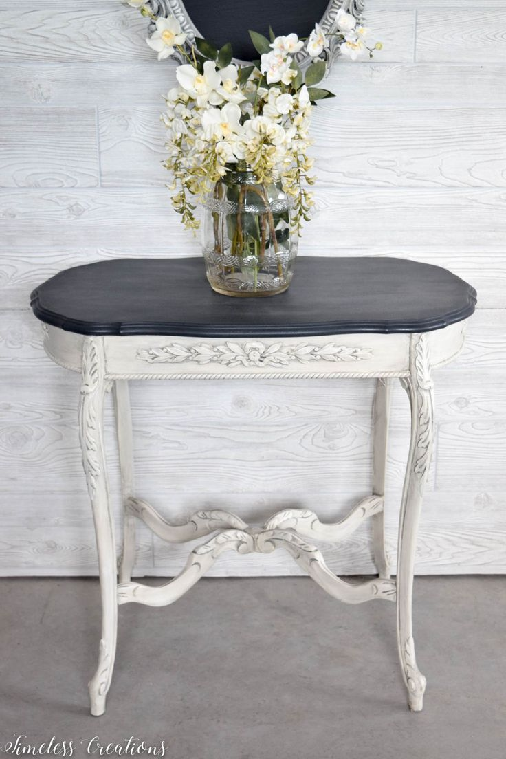 It's All in the Details – A Beautifully Ornate Table