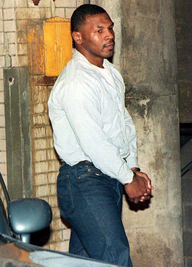 Rare Photos of Mike Tyson