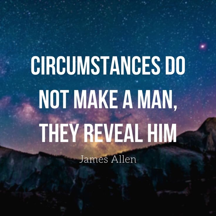 James Allen #quote. This is from As a Man Thinketh.