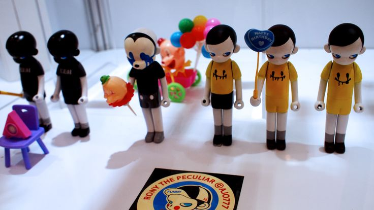 ART TOY CULTURE 2014