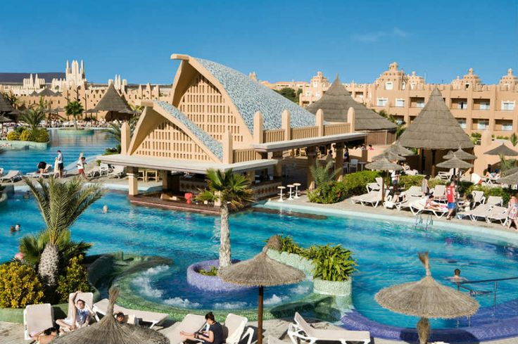 ClubHotel Riu Garopa – Hotel in Island of Sal – Hotel in Cape Verde - RIU Hotels & Resorts