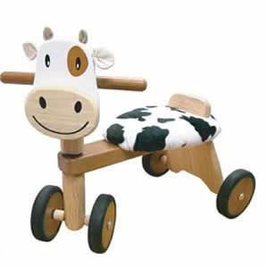 ride on cow trike