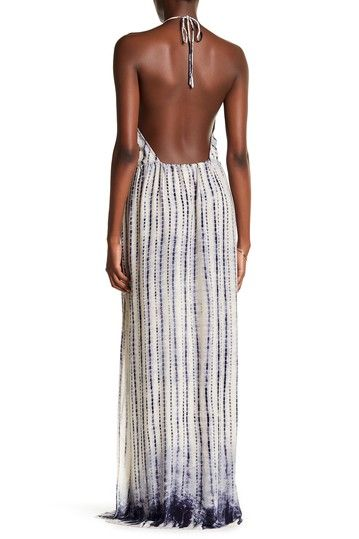 Halter Maxi Dress by Sole Mio on @nordstrom_rack