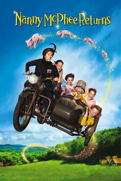 Watch Nanny McPhee and the Big Bang 2010 Full Movie Online Free