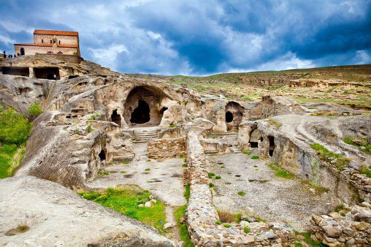 Noticias ao Minuto - Uplistsikhe Cave Complex, Geórgia   © ISTOCK