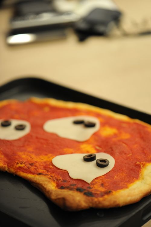 Banana Ghost – Le Banana Fantasma per Halloween – La Cucina Psicola(va)bile di Iaia & Maghetta Streghetta