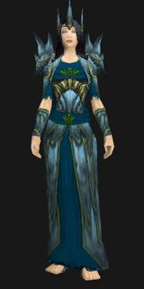 Enigma Vestments - Transmog Set - World of Warcraft