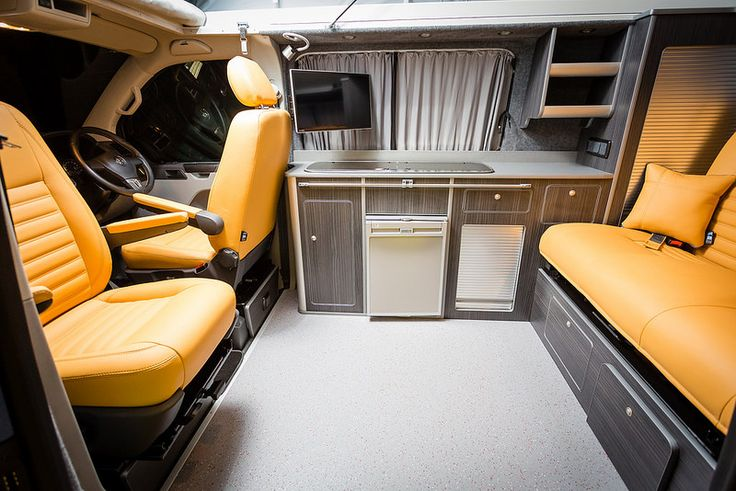 VWT5 (SWB) Traditional 'Lux' Conversion