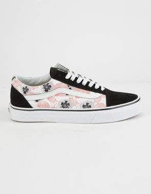 5b95c63bf259 VANS California Poppy Old Skool Womens Shoes