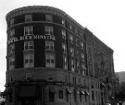 Boston's Buckminster   Hotel--where gambler   Sport Sullivan and the   Black Sox plotted in 1919