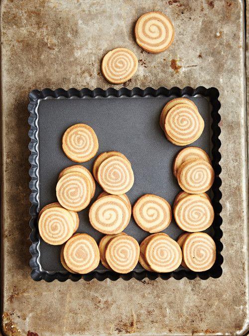 Biscuits roulés à la cannelle Recettes | Ricardo