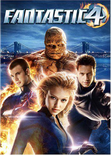 Fantastic Four I (2005)