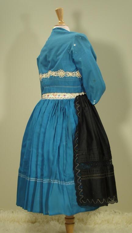 moravian folk costume; Ratiskovice