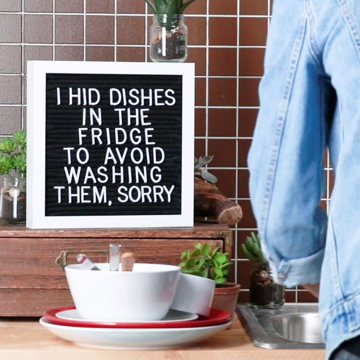 This DIY Letter Board Won't Break The Bank