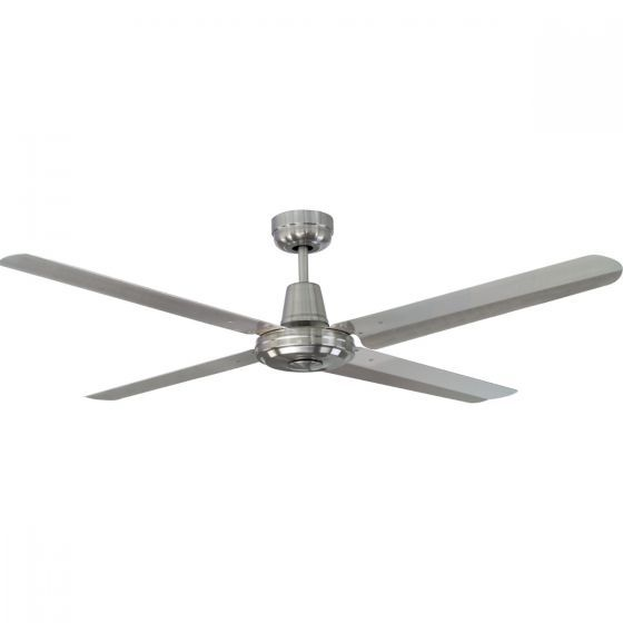 Mercator Swift 316 Marine Grade Stainless Steel Outdoor Ceiling Fan
