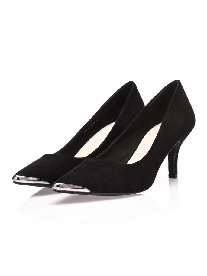 LOW PUMPS, Black, large