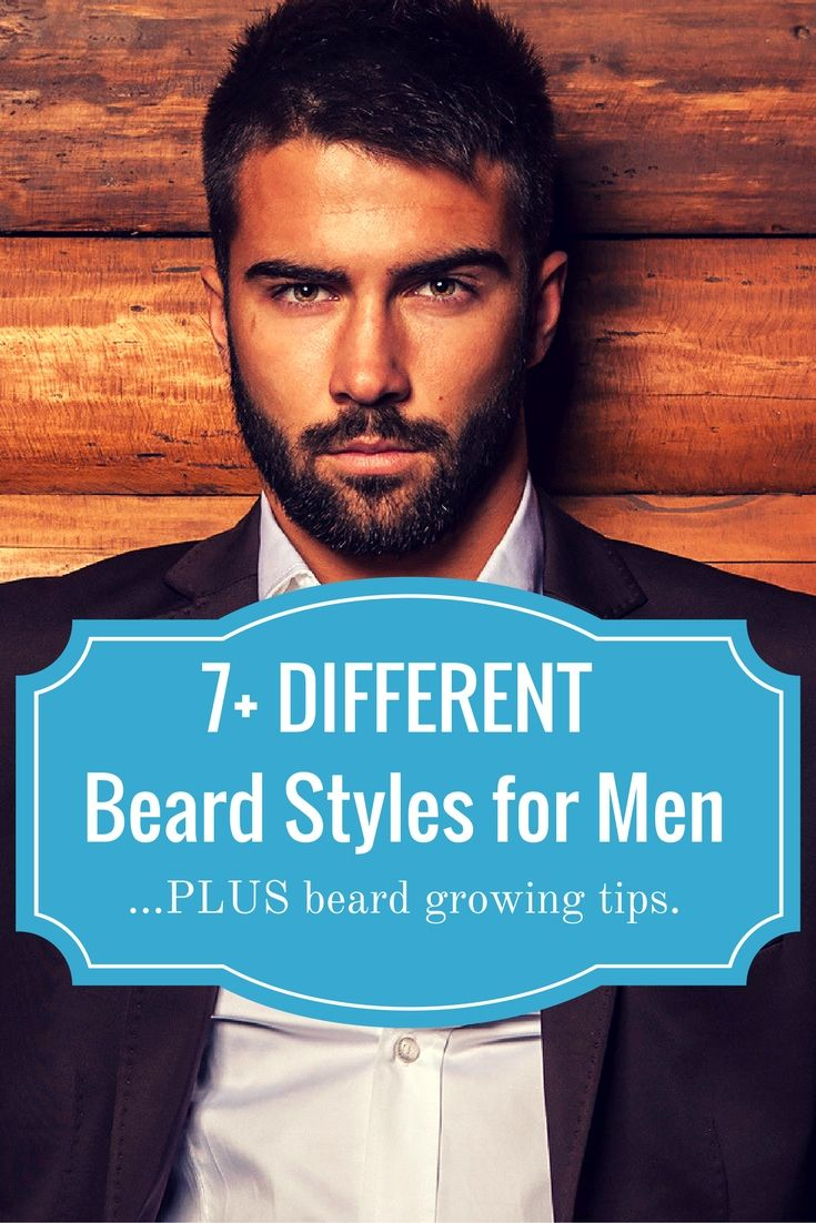 Haircuts For Short Hair Images 7 Different Beard Styles For Men With Beard Growing