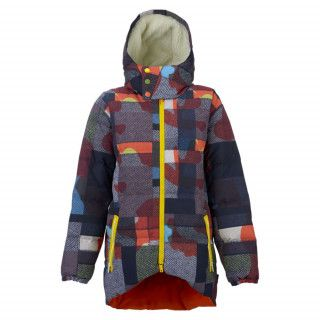 Burton Lamb Bolan Down Snowboard Jacket - Womens