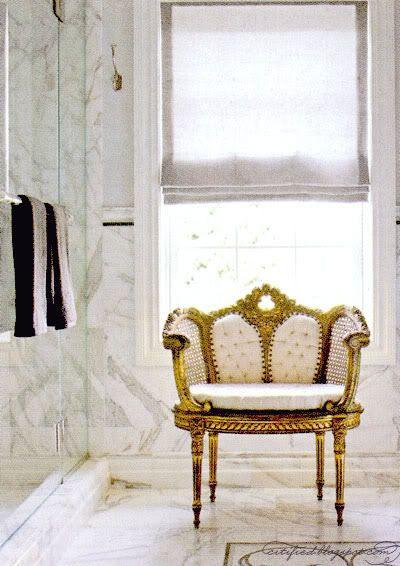 Gorgeous chair!