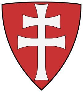 Herb z czasów Beli III z 1190 r.