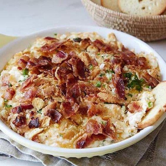 Trisha Yearwood's Recipe Charleston Dip