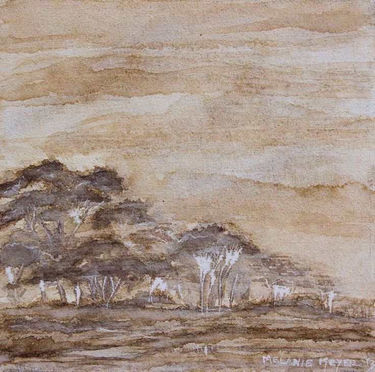 Bushveld filled immensity 02 by Melanie Meyer, prints available for purchase.