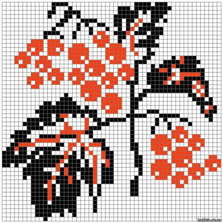 Embroidery Scheme, Украинские