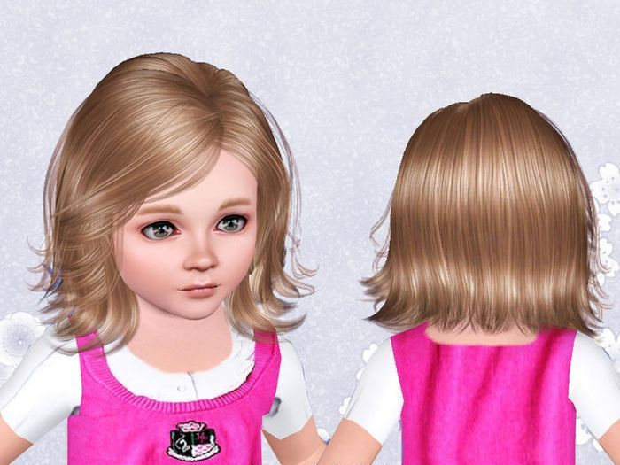 Cool Hair Styles For Kids: Creative Short Hairstyles For Little Girls In Adorable