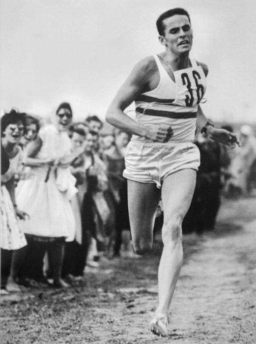 Balczó András. Győzött: 1960, 1968, 1972