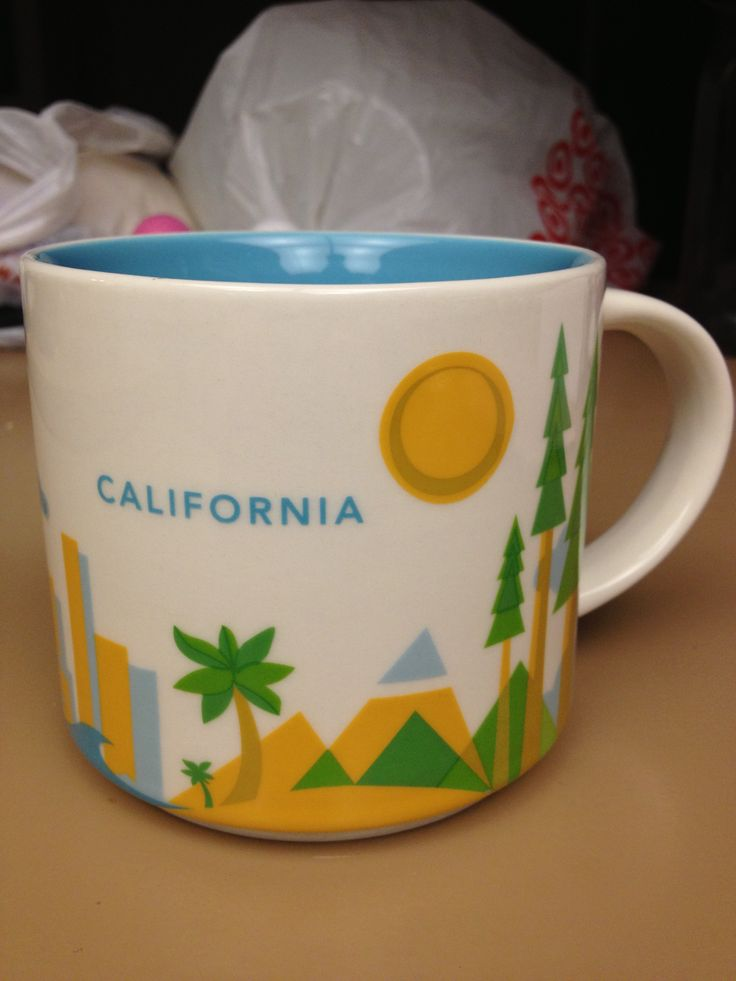 17 Best Images About You Are Here Starbucks Mugs On