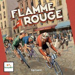 Flamme Rouge | Board Game | BoardGameGeek