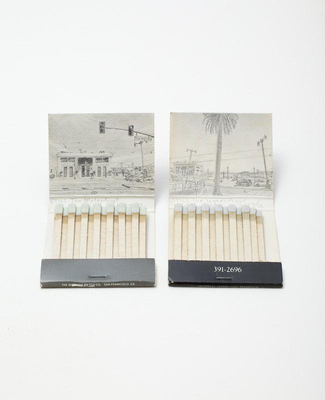 Custom printed matchbooks!