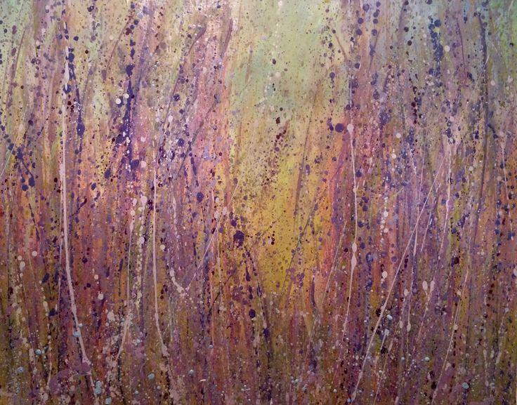 Lavender fields 2 by DalkeyArtStudio on Etsy