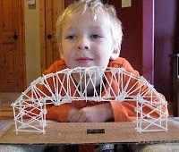 Building Toothpick Bridges .. a Lesson Plan - Eva Varga