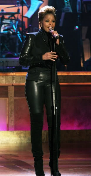 Hot...Mary J Blige
